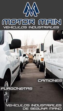 vehículos industriales de segunda mano