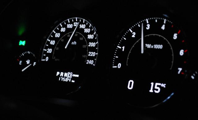 Cambios kilometraje